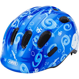 ABUS Smiley 2.0 Helmet Kinder blue sharky blue sharky