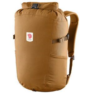 Fjällräven Ulvö Rolltop 23 Backpack red gold red gold