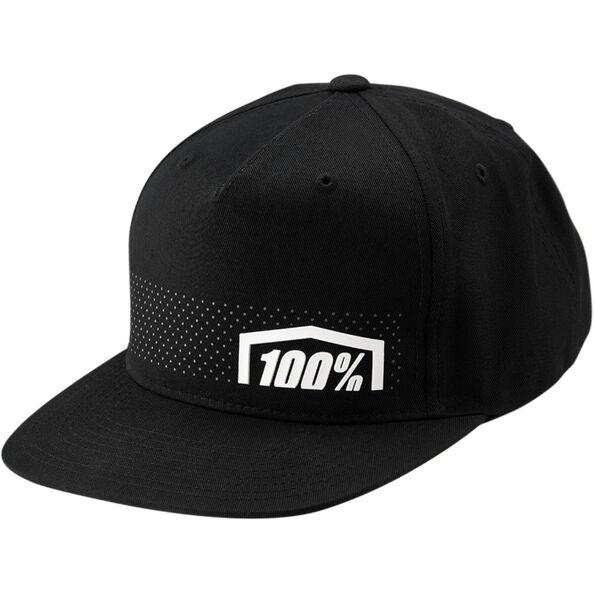 100% Nemesis Snapback Hat