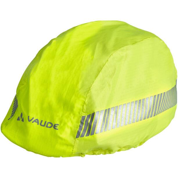 VAUDE Luminum Helmet Raincover Kinder neon yellow