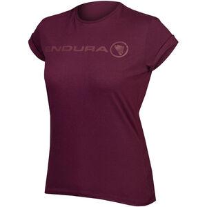 Endura One Clan Light T-Shirt Damen mulberry mulberry