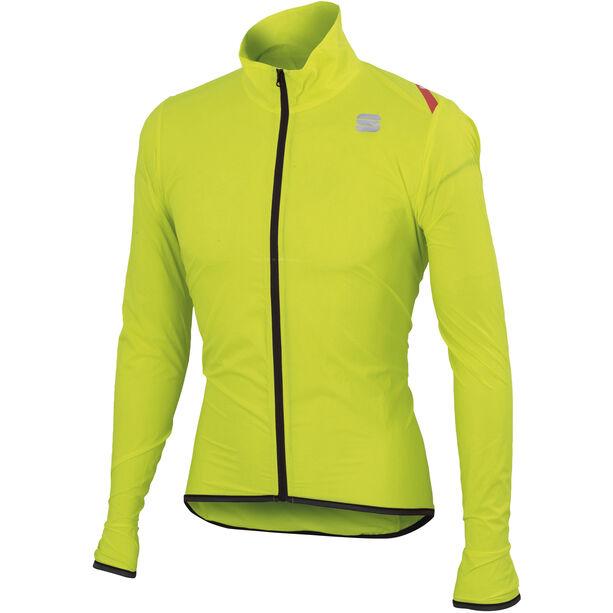 Sportful Hot Pack 6 Jacket Herren yellow fluo