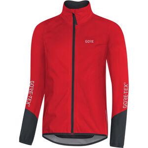 GORE WEAR C5 Gore-Tex Active Jacket Herren red/black red/black