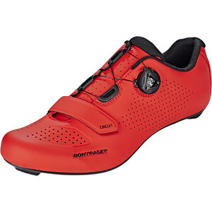 Bontrager Circuit Road Shoes Herren viper red viper red