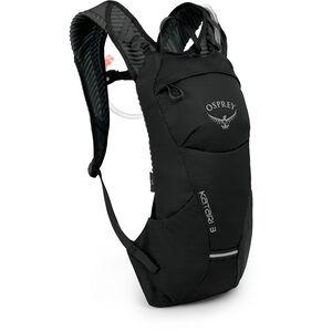 Osprey Katari 3 Hydration Backpack Herren black black