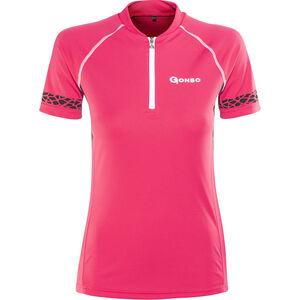 Gonso Pona Bike-Shirt Damen raspberry bei fahrrad.de Online