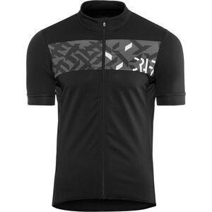 Craft Reel Jersey Herren black/crest black/crest