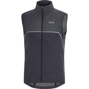 GORE WEAR R7 Partial Gore-Tex Infinium Vest Herren black/terra grey black/terra grey