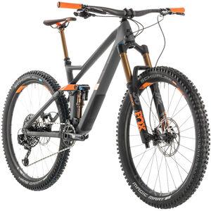 Cube Stereo 140 HPC TM Grey'n'Orange bei fahrrad.de Online
