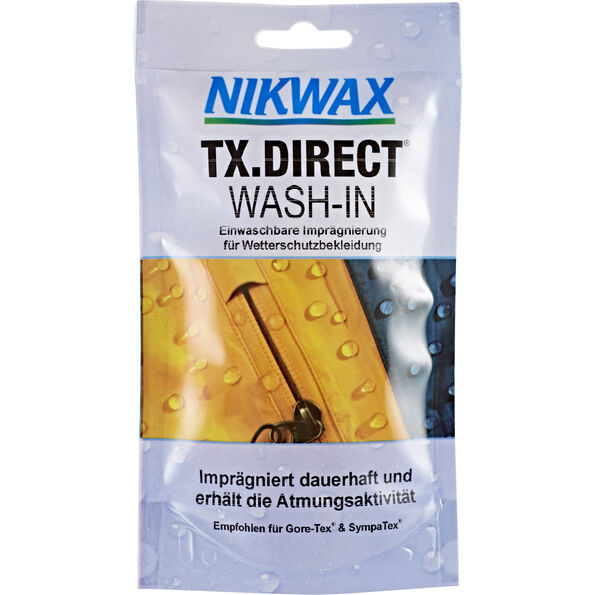 Nikwax TX.Direct Wash-In 100 ml lila/bunt