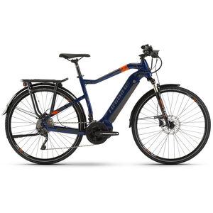 HAIBIKE SDURO Trekking 5.0 Herren blue/orange/titan blue/orange/titan