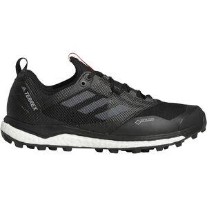 adidas TERREX Agravic XT GTX Shoes Herren core black/grey five/hi-res red core black/grey five/hi-res red