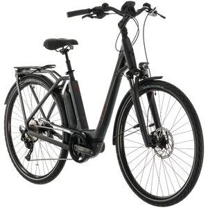 Cube Town Sport Hybrid Pro 400 Easy Entry iridium/red iridium/red