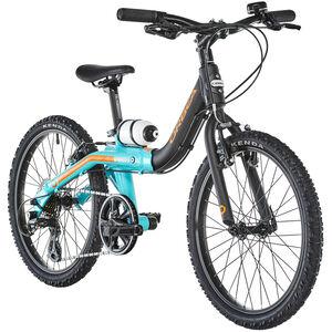 ORBEA Grow 2 7V black/jade green bei fahrrad.de Online