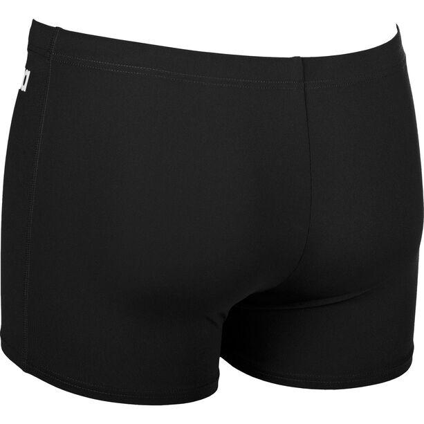 arena Solid Shorts Herren black-white