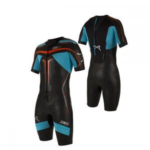 Z3R0D Swimrun Elite Wetsuit black/atoll black/atoll