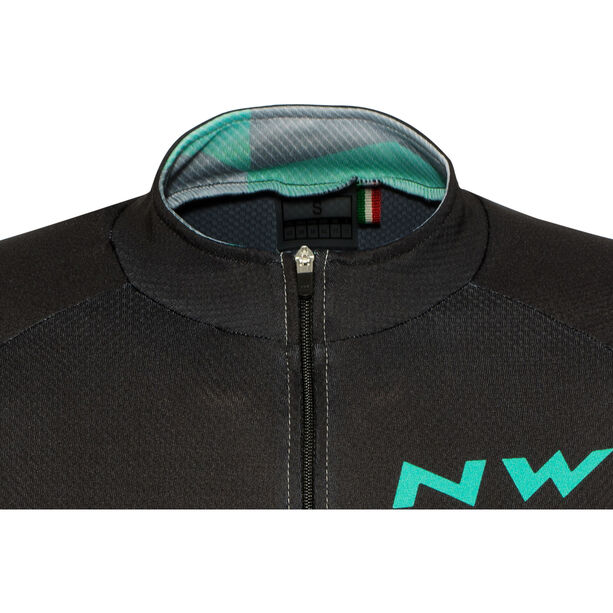 Northwave Origin SS Jersey Damen black/light grey