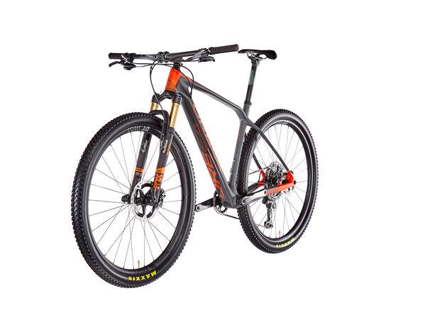 """ORBEA Alma M-Team 29"""" black/orange"""