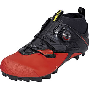 Mavic Crossmax Elite CM Shoes Unisex Black/Fiery Red/Black