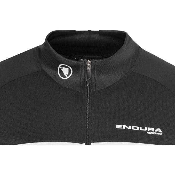 Endura FS260-Pro Shortsleeve Jersey Herren black