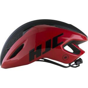 HJC Valeco Road Helmet matt gloss red black matt gloss red black
