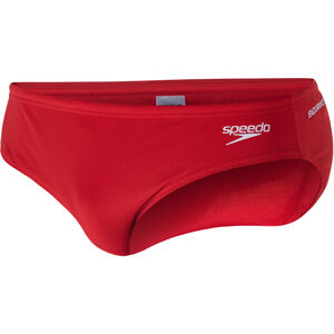 speedo Essential Endurance+ 7cm Sportsbrief Herren fed red fed red