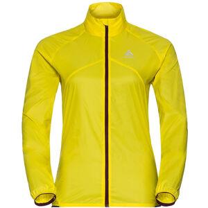 Odlo LTTL Jacket Women blazing yellow blazing yellow