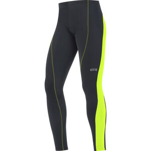 GORE WEAR C3+ Thermo Tights Men black/neon yellow bei fahrrad.de Online
