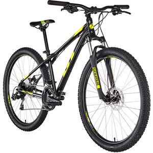 GT Bicycles Aggressor Sport satin black/chartreusen/slime lime bei fahrrad.de Online