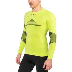 X-Bionic Running Effektor Power OW LS Shirt Men Green Lime/Black bei fahrrad.de Online