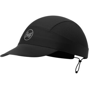 Buff Pack Run Cap r-solid black r-solid black