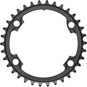 absoluteBLACK Road Kettenblatt 2-fach 110BCD für Shimano 9100/8000 black black