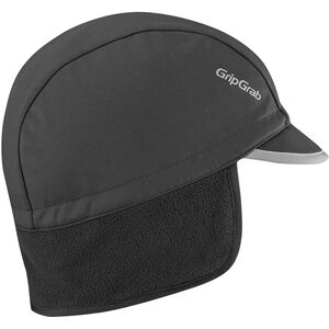 GripGrab Windproof Winter Cycling Cap black black