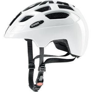 UVEX Finale Junior Helmet white-black bei fahrrad.de Online