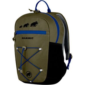 Mammut First Zip Daypack 16L Kinder olive-black
