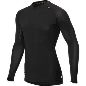 inov-8 Merino LS Shirt Herren black black