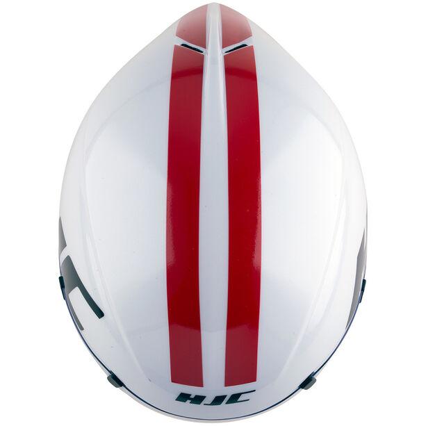 HJC Adwatt Time Trail Helmet white