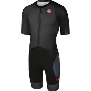 Castelli All Out Speed Suit Herren black black