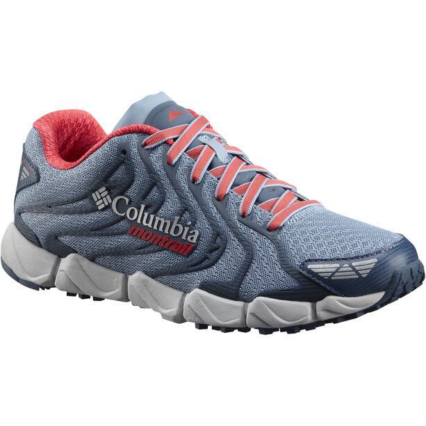 Columbia Fluidflex F.K.T. II Shoes Damen dark mirage/red camillia