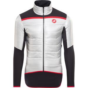 Castelli Cross Prerace Jacket Men silver/black bei fahrrad.de Online