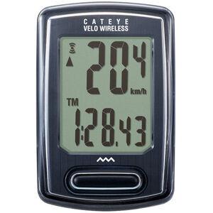 CatEye Velo Wireless CC-VT230W Fahrradcomputer schwarz schwarz