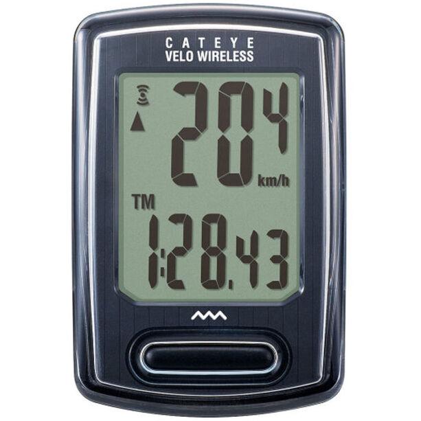 CatEye Velo Wireless CC-VT230W Fahrradcomputer schwarz