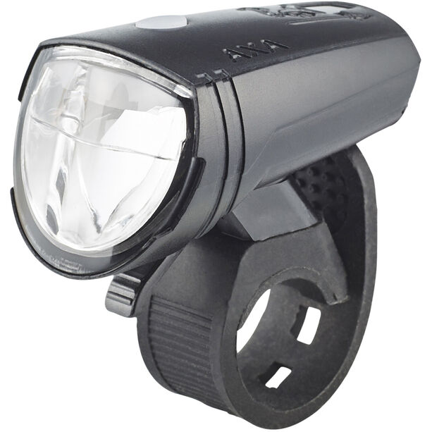 Axa GreenLine 15 LED-Akkuscheinwerfer inkl USB Kabel schwarz