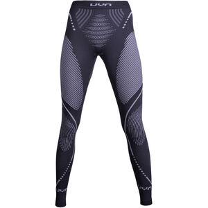 UYN Evolutyon UW Long Pants Damen charcoal/white/light grey charcoal/white/light grey