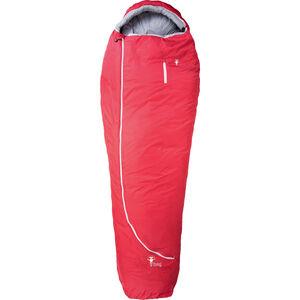 Grüezi-Bag Biopod Wool Zero Sleeping Bag XL tango red tango red