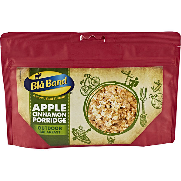 Bla Band Outdoor Breakfast Apple Cinnamon Porridge 131g