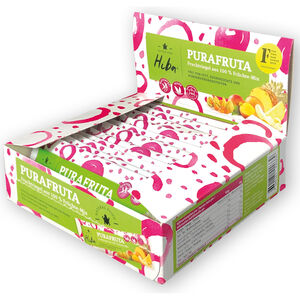 Hiba Purafruta Energie-Riegel Box 12x30g Fruit Mix