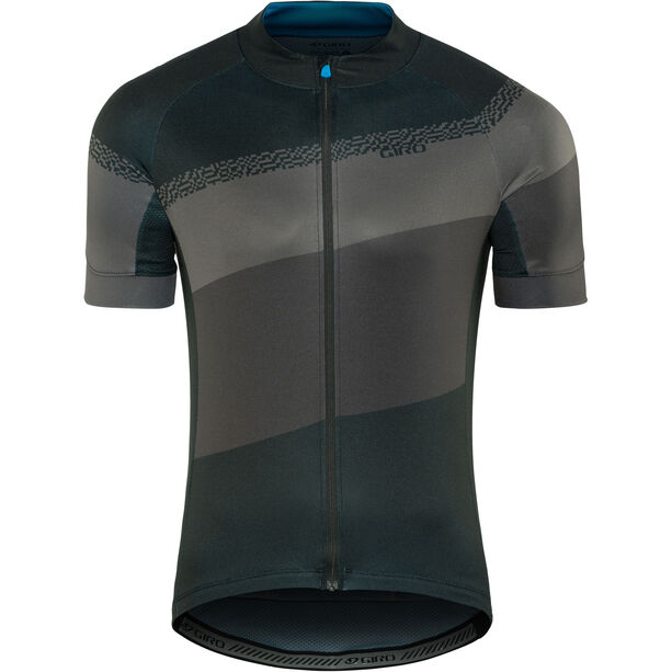 Giro Chrono Sport Jersey Herren black/charcoal heather