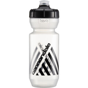 Cannondale Retro Bottle 600ml clear/black clear/black