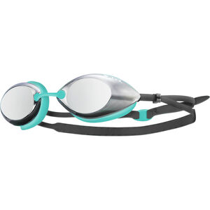 TYR Tracer Racing Goggles Metelized Damen mint/grey mint/grey